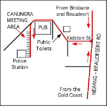 Canungra Meeting Point