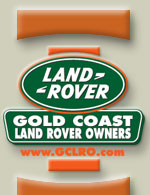 Gold Coast Land Rover Owners
